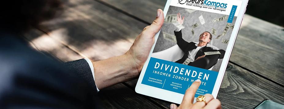 Dividenden, inkomen zonder moeite