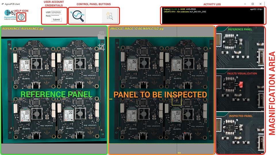 agnospcb inspection tool software panels.png