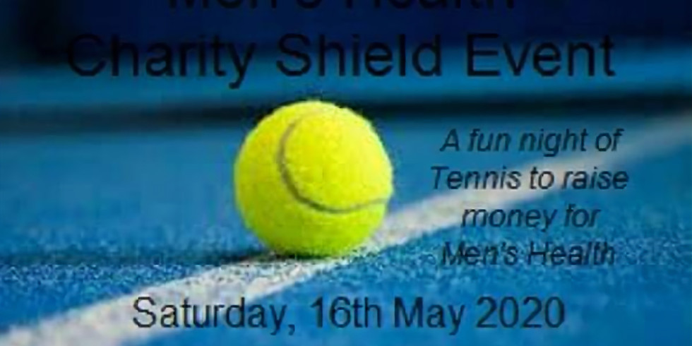 Men's Health Charity Shield Event