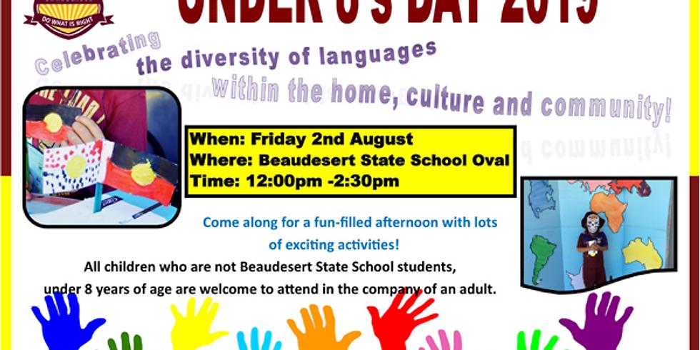 Beaudesert State School Under 8's Day