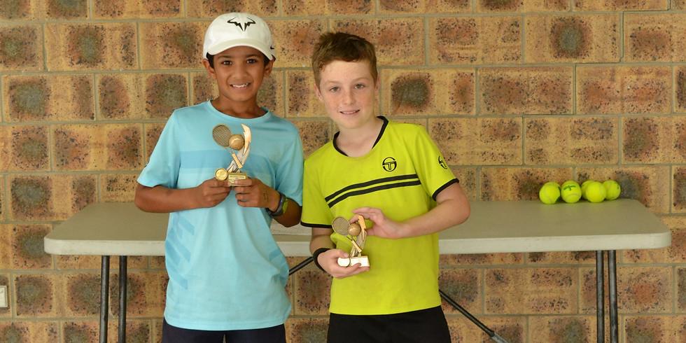 2020 Beaudesert Tennis Club Junior Open Age Tournament