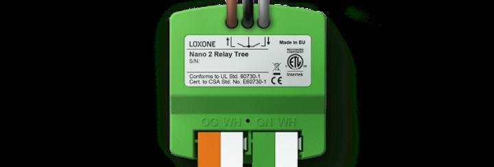 Nano 2 Relay Tree