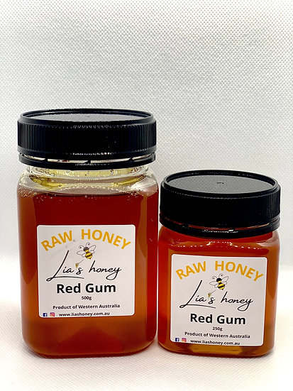 Red Gum Honey
