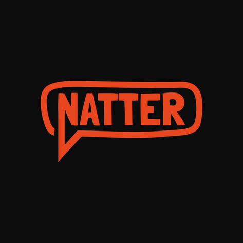 Natter Podcast logo