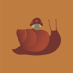 Super Duper Small Mushroom