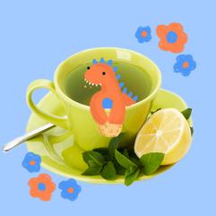 Dino Tea Break