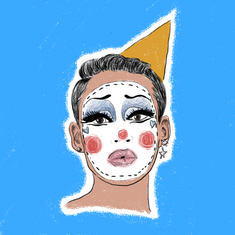 Drag Series: @Florduquee