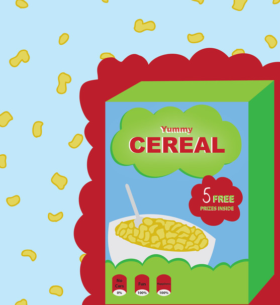 Cereal Toy idea
