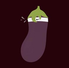 Sporty Eggplant