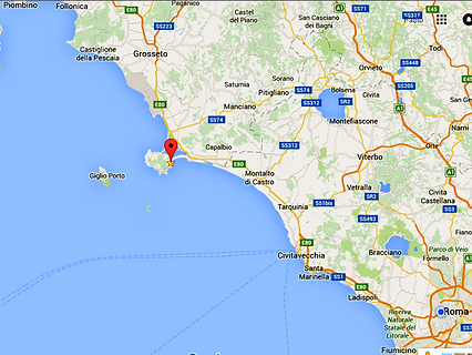 Cala GAlera MAPPA Google.png