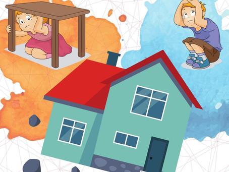 Djeca i obitelji prije, tijekom i nakon potresa