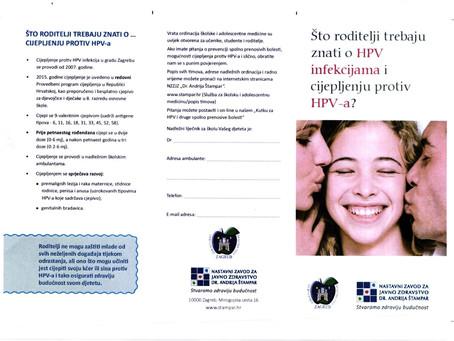 CIJEPLJENJE PROTIV HPV - a