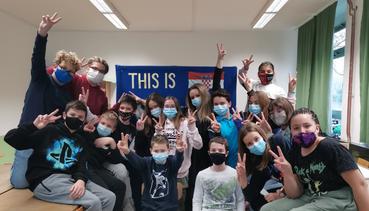 ŠESTAŠI SE DRUŽILI S UČENICIMA IZ TAIWANA