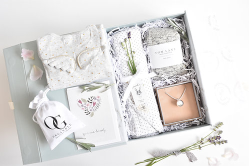 Lovely Mum-To-Be Gift Box with Joy Pregnancy Necklace - up to 40% off