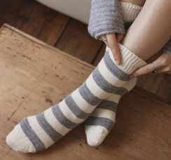 Tom Lane luxury alpaca socks