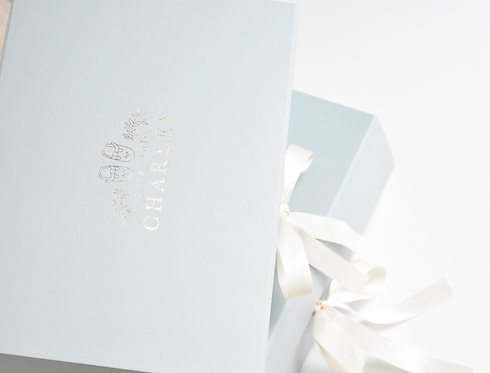 Yours Truly Charley Luxury Gift Box