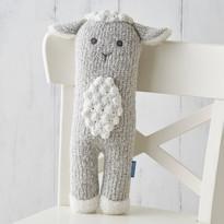 Albetta super soft leila lamb knit toy