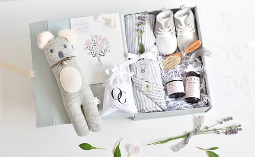 Luxury New Mum and Baby Care & Nurture Gift Box - up to 45% off