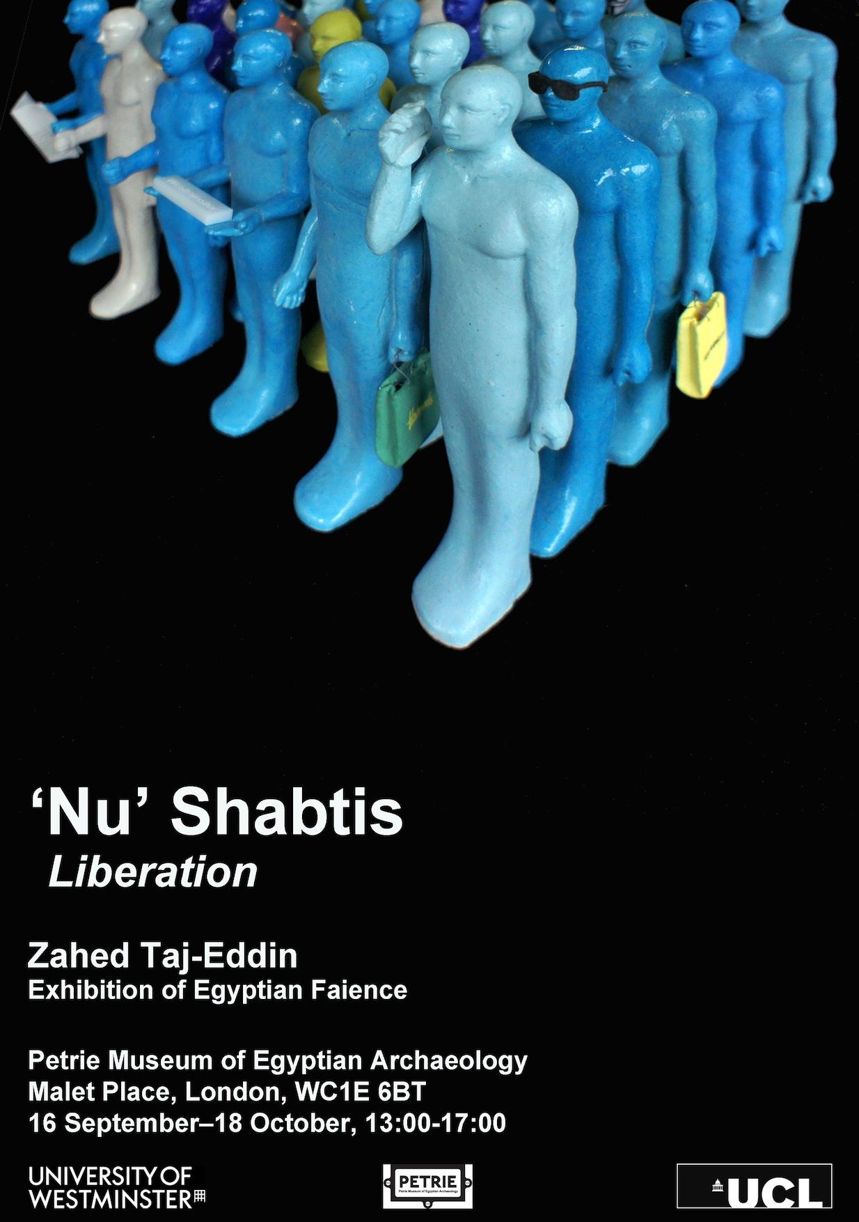 'Nu' Shabtis LIBERATION