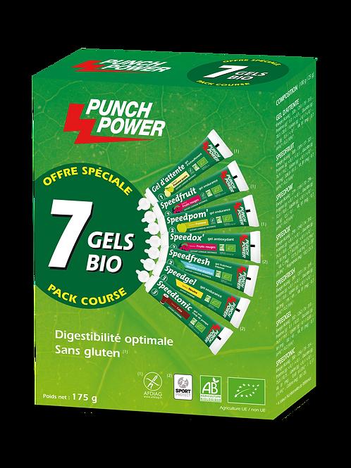 Pack 7 Gels Bio