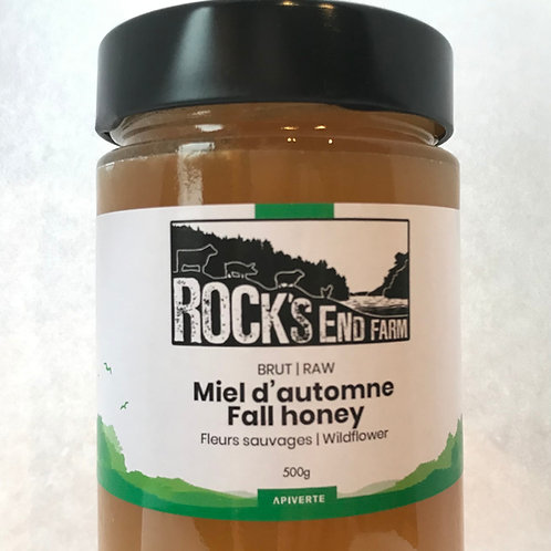Raw Honey -Available August 2021