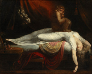 L'art de l'abandon suprême ou la relation ambiguë au cauchemar