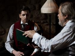 """Promotion du film """"L'Épreuve"""""""
