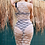 Thumbnail: Δικτυωτό μακρύ κιμονό