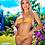 Thumbnail: Glitter bikini set