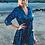 Thumbnail: Σακάκι - φόρεμα κεντημένο με πούλιες