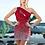 Thumbnail: Red glitter dress