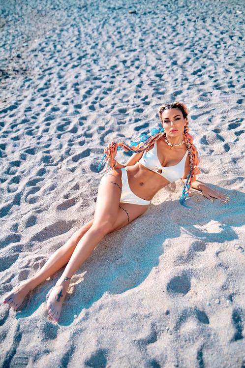 Glittrer bikini