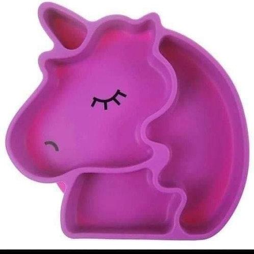 Plato unicornio 🦄