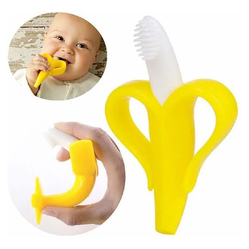 Cepillo mordedora banana 🍌
