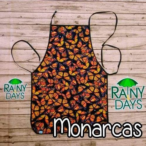 Mandil monarcas