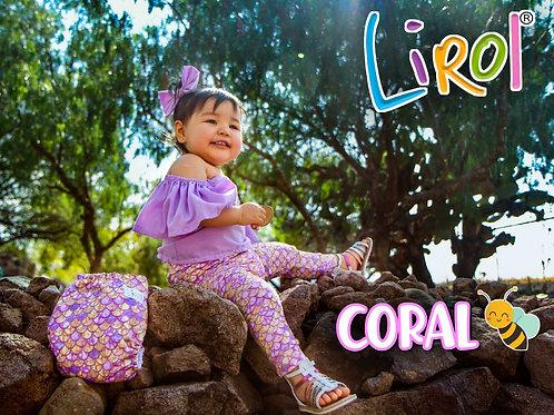 Pañal coral