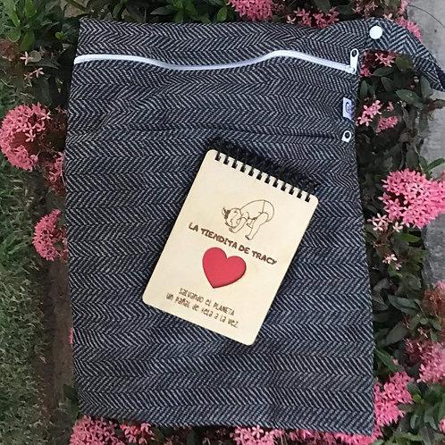 Wetbag tweed