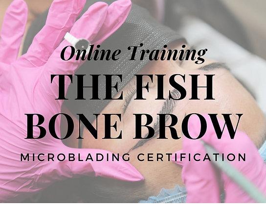 Microblading - Online Training