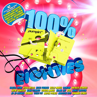 100% Eighties - Various Artists
