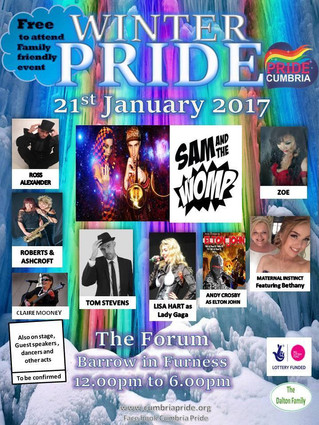 Cumbria Winter Pride