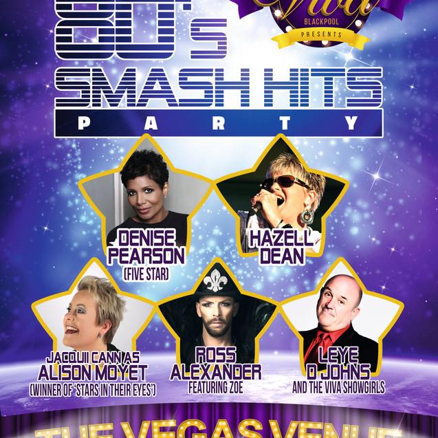 80's Smash Hits (A4)