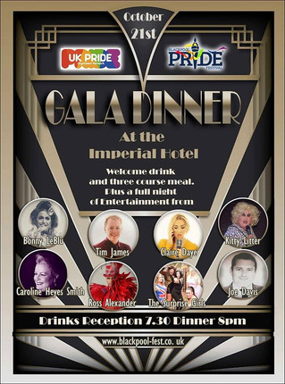Pride Convention Gala Dinner