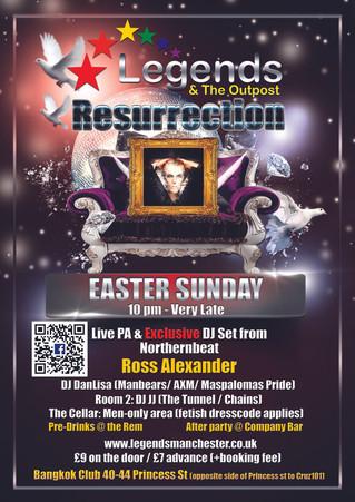 Legends Resurrection PA