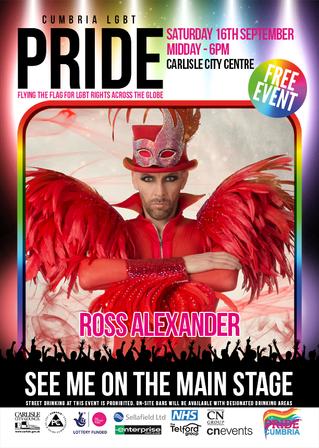 Cumbria Pride 2017