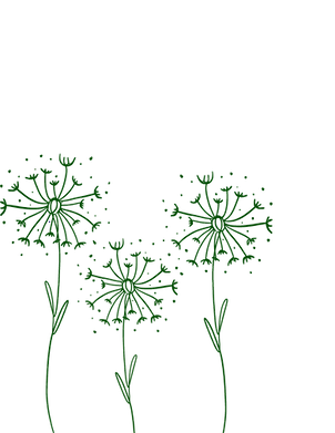 green flowers.png