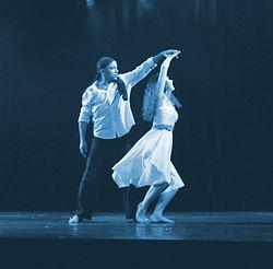danse afro contemporaine