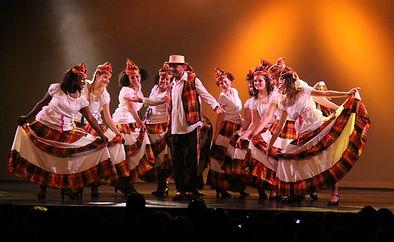 danse caraibéenne