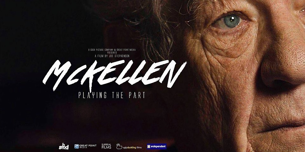 Screening of the Biographical Film McKellen: Playing the Part