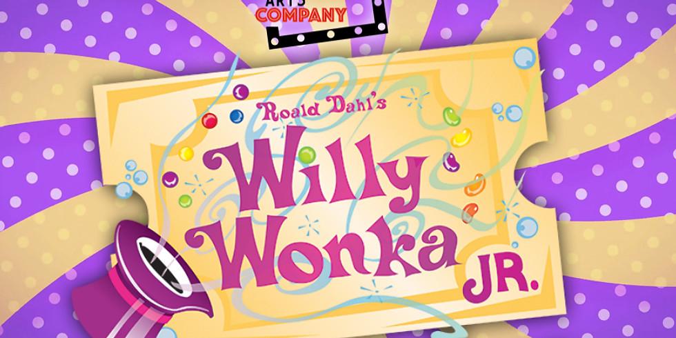 Kidz Performing Arts Company: Willy Wonka Jr.