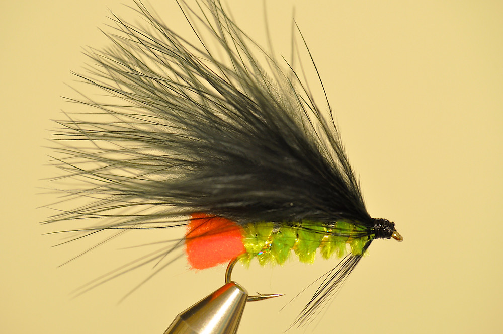 Green Marabou